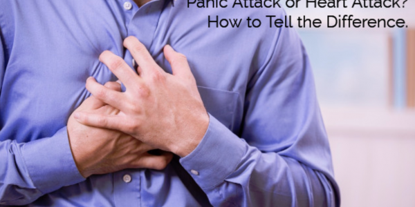 Heart Attack Or Panic Attack - Know The Difference!