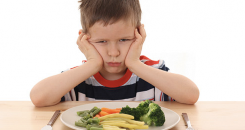Signs Your Child Is Not Eating Properly!